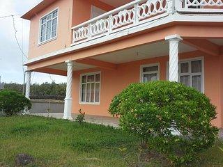 Kot Filo Maison à louer Pointe Cotton Rodrigues 5 min des plages