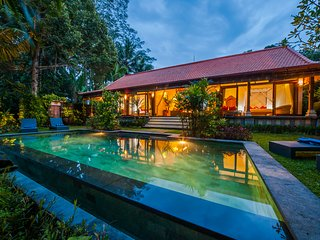 3 BDRM Villa Aashaya, Ubud