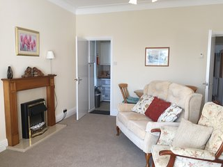 St. David's Holiday Apartments, Rhos on Sea, Apartment 3, Ground floor.