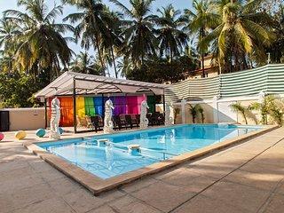 8bhk Private Pool Villa