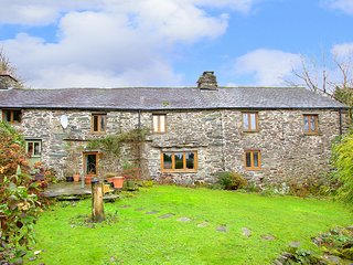 The Low Farm - Stone long house in Stunning Duddon Valley - NEW FOR 2018