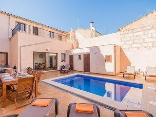 4 bedroom Villa in sa Pobla, Balearic Islands, Spain : ref 5579018