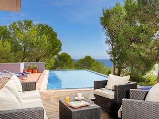 3 bedroom Villa in Tamariu, Catalonia, Spain : ref 5246729