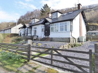 Character Property, Stunning Location with Loch and Mountain Views
