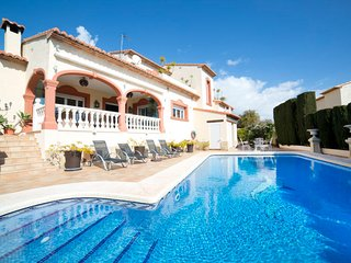 4 bedroom Villa in Ifac, Valencia, Spain : ref 5698227