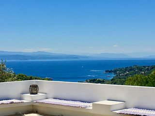 VILLA JOSEPHINE WITH PANORAMIC SEA VIEW