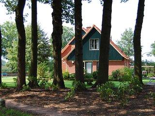 Vakantiewoning Twente, genieten van rust en natuur met vele fiets- wandeltochten