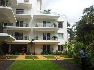 23- Delightful One Bedroom Apartment Arpora & Resort Offers Free WiFi