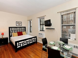 Cozy studio in Greenwich Village near NYU and Washington Square Park