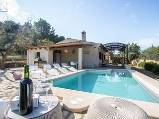 Villa Es Corto with pool