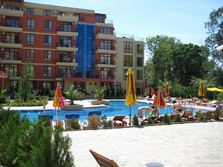 Anita Hollyday Willage, Sunny Beach, Bulgaria