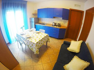 Apartment close to the beach - Beach place and sun beds included - Caorle