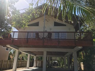Open for business after Irma.  Private home with Beach Access