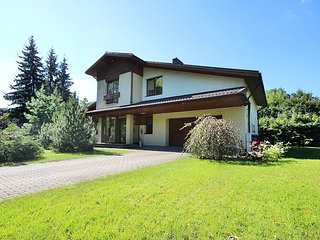 Villa EverGreen in Vilnius downtown with garden view (free parking and Wi-Fi)