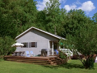 NEW! Cozy 2BR Swannanoa Cottage on 15-Acre Estate!
