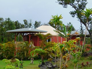 Nestled in the tropical setting of Fern Forest