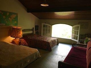 Casa Catherine Teresopolis, Rio de Janeiro : Bedroom 5