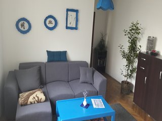 Apartments Drama - One Bedroom Apartment with Terrace and Garden View