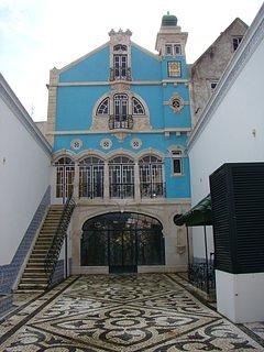 Art Nouveau Museum of Aveiro.