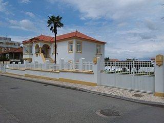 Vista de la casa solar da Vila.