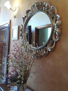 Specchio ingresso