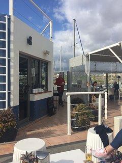 Bar La Torre at Marina