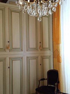 Angolo della camera matrimoniale