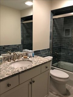Updated 2nd Bathroom