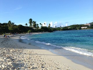 Beachfront Paradise!! Vacation Condo in St Thomas