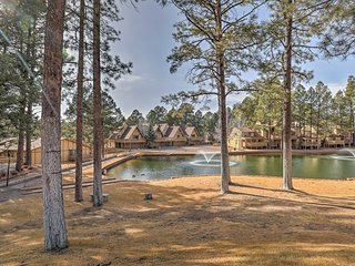 Ruidoso Home w/Porch & Grill in Innsbrook Village!