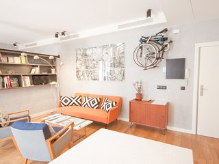 VALENCIA - High-end 1 bdr vintage flat in Lavapies