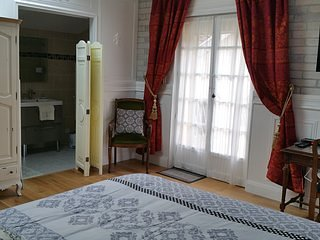 Grande Chambre double cote terasse, vacation rental in Macau