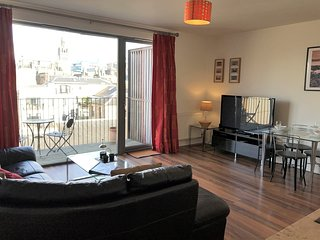 Virginia Galleries Apartment - 1 bedroom in Merchant City with balcony