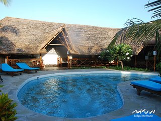 MVUVI Lodge, kite house