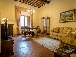 Elegante appartamento su Piazza Grande (Montepulciano)