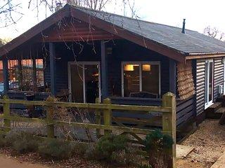 Peaceful Cabin Near the Lakes & Woodland
