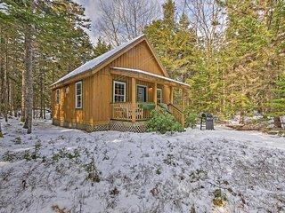 Loft Cabin w/Gas Grill-Near Acadia National Park!