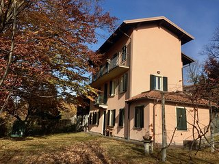 Esther 1 apartment in Luino with terrace