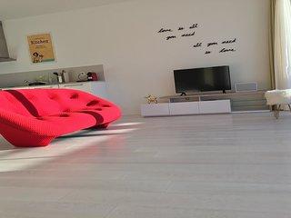 Appartement neuf et design avec tout confort