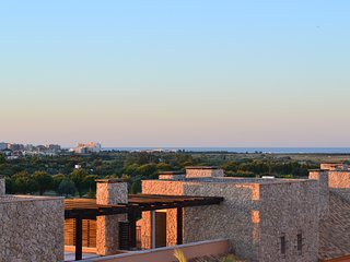 Vilamoura penthouse flat overlooking golf course
