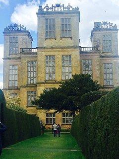 Hardwick Hall (national trust)