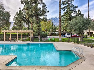 Resort Apt in Heart of Palm Springs w/Pools+Tennis