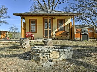 NEW! Ingram Studio Casita Along Guadalupe River!