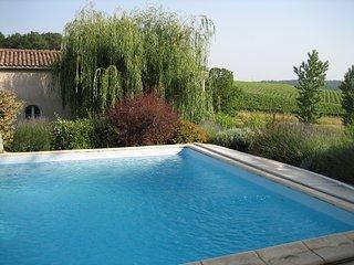 Le gîte du Couat, à Pellegrue en Gironde