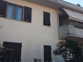 Villa in Carrara, 2 km seaside, 20 min from Marble quarries