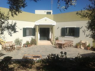 Very calm situated Villa whit Thalasso Pool