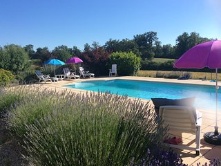 Farmhouse in Montbazens,Aveyron with private pool