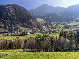 Alpine Chalet 1819