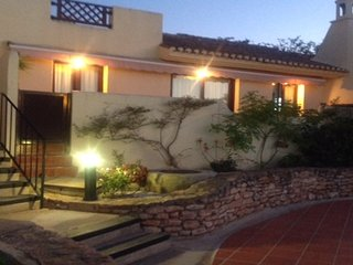La Manga Club - El Rancho Detached Villa free wifi, sky sports, lovely views.