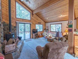 Alpine Forest View Cabin in Tahoe Donner Truckee CA